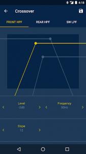 اسکرین شات برنامه Alpine TuneIt App 4