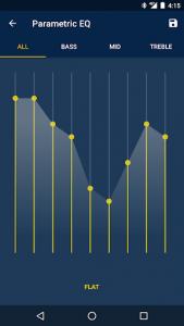 اسکرین شات برنامه Alpine TuneIt App 2