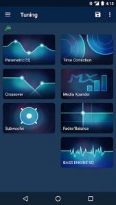 اسکرین شات برنامه Alpine TuneIt App 1