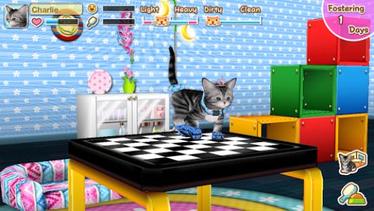 اسکرین شات بازی My Cat My Room 3