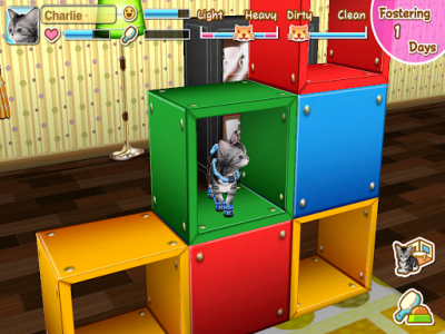 اسکرین شات بازی My Cat My Room 7