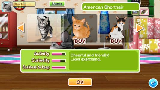 اسکرین شات بازی My Cat My Room 4
