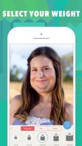 اسکرین شات برنامه Fatify - Make Yourself Fat App 2
