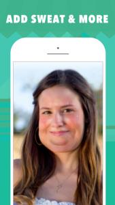 اسکرین شات برنامه Fatify - Make Yourself Fat App 3