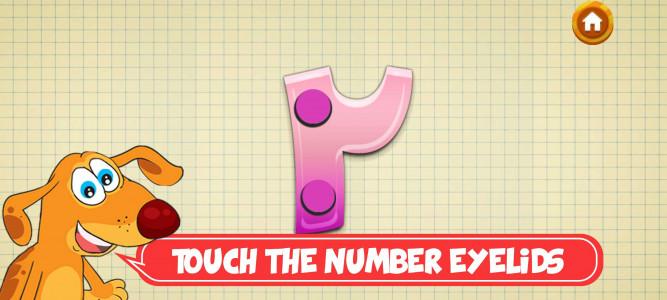 اسکرین شات بازی پاپیتا اعداد فارسی 3