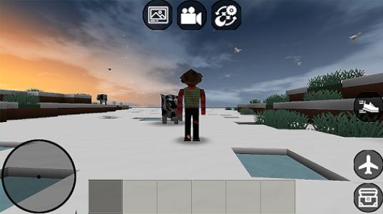 اسکرین شات بازی Minicraft Block Crafting 3D Game 2
