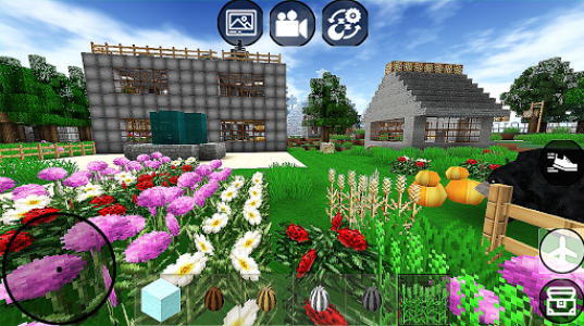 اسکرین شات بازی Minicraft Block Crafting 3D Game 4