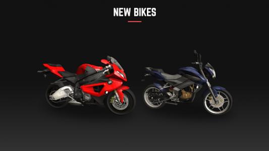 اسکرین شات بازی Racing Fever: Moto 8