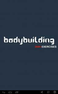 اسکرین شات برنامه تمرینات بدنسازی : بیش از 200 تمرین 1