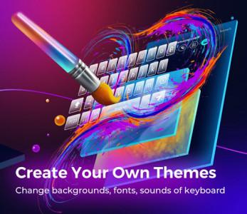 اسکرین شات برنامه کیبورد چیتا (cheetah keyboard) 5