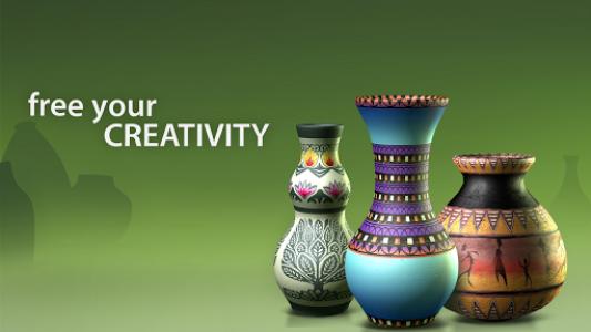 اسکرین شات بازی Let's Create! Pottery Lite 5