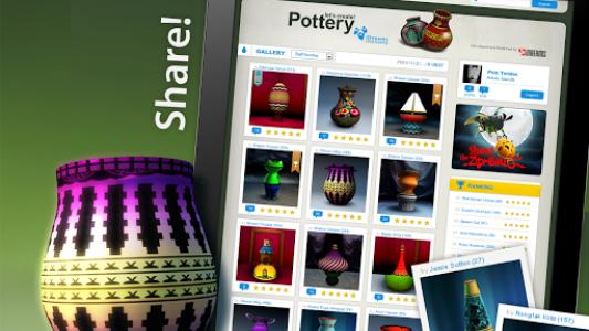 اسکرین شات بازی Let's Create! Pottery Lite 8
