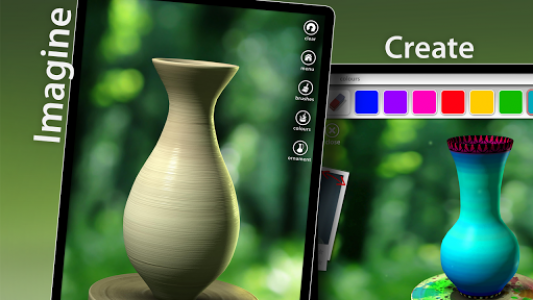 اسکرین شات بازی Let's Create! Pottery Lite 6