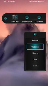اسکرین شات برنامه Best Equalizer, Bass Booster & Virtualizer 8