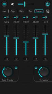 اسکرین شات برنامه Best Equalizer, Bass Booster & Virtualizer 3