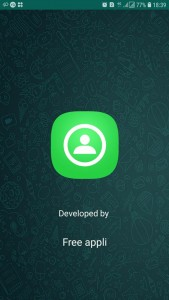 اسکرین شات برنامه عکس پروفایل برای واتس اپ 2