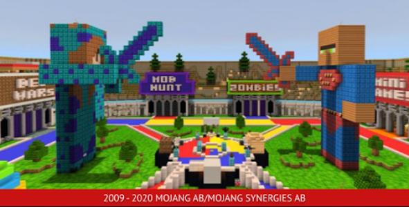 اسکرین شات بازی PvP maps for Minecraft. Best PvP Arena in MCPE 2