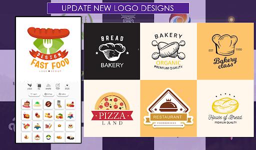اسکرین شات برنامه Logo Maker Free 6