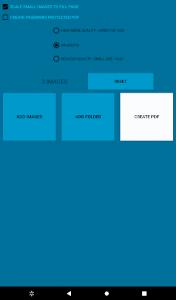 اسکرین شات برنامه EasyPDF - images to PDF converter fast and easy 5