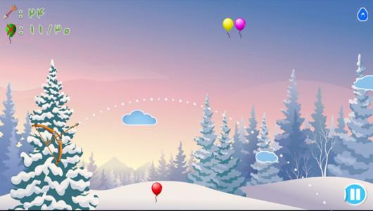 اسکرین شات بازی شلیک به بادکنک 3