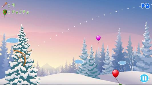 اسکرین شات بازی شلیک به بادکنک 1