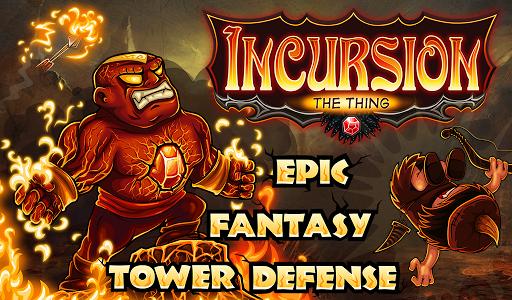 اسکرین شات بازی Thing TD - Epic tower defense game 6