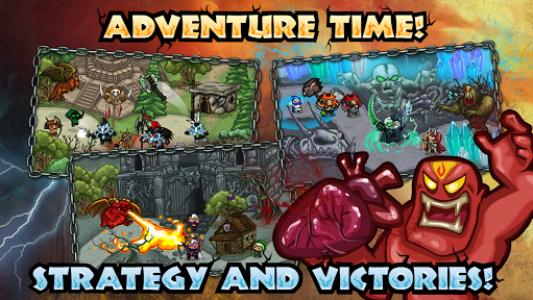 اسکرین شات بازی Thing TD - Epic tower defense game 1