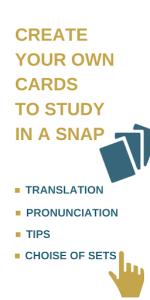 اسکرین شات برنامه Card maker for my words to learn. Vocab builder 2