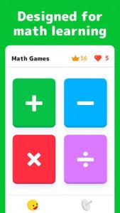 اسکرین شات برنامه Simple Math - Learn Add & Subtract, Math Games 2