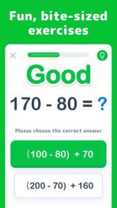 اسکرین شات برنامه Simple Math - Learn Add & Subtract, Math Games 5
