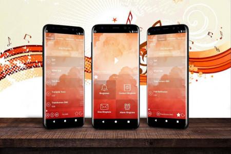 اسکرین شات برنامه Best SMS Ringtones 2021 🔥 | 100+ SMS Sounds 3