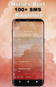 اسکرین شات برنامه Best SMS Ringtones 2021 🔥 | 100+ SMS Sounds 1