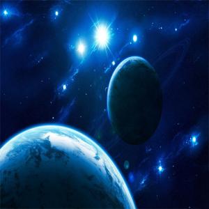 اسکرین شات برنامه سیارات و کهکشان ها 1