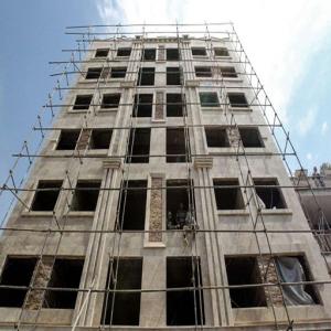 اسکرین شات برنامه ساختمان سازی 1