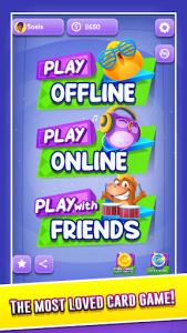اسکرین شات بازی Uno Free 2