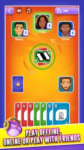 اسکرین شات بازی Uno Free 3