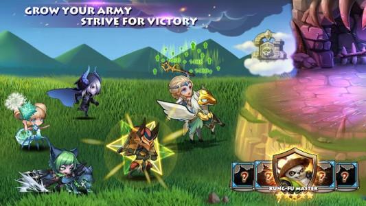 اسکرین شات بازی Soul Hunters 3
