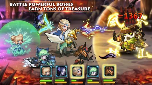اسکرین شات بازی Soul Hunters 4