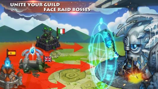 اسکرین شات بازی Soul Hunters 6