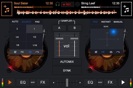 اسکرین شات برنامه Dj Player Music Mixer Pro 2