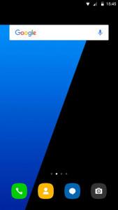 اسکرین شات برنامه Theme For Galaxy S7 Edge 4