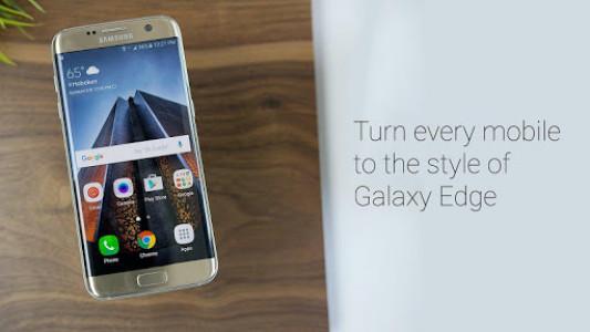اسکرین شات برنامه Theme For Galaxy S7 Edge 1